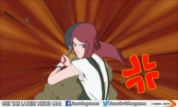 Kushina Uzumaki game 3