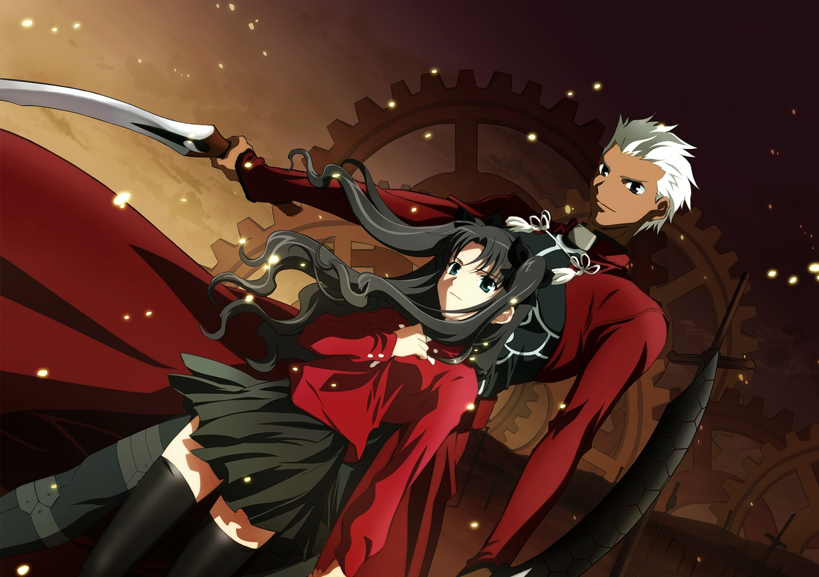 Fate /Stay night: Unlimited Blade Works