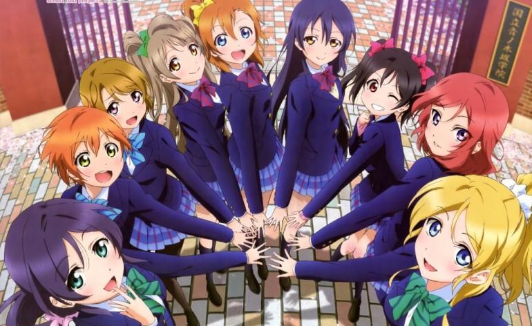 Love Live! The School Idol Movie 1