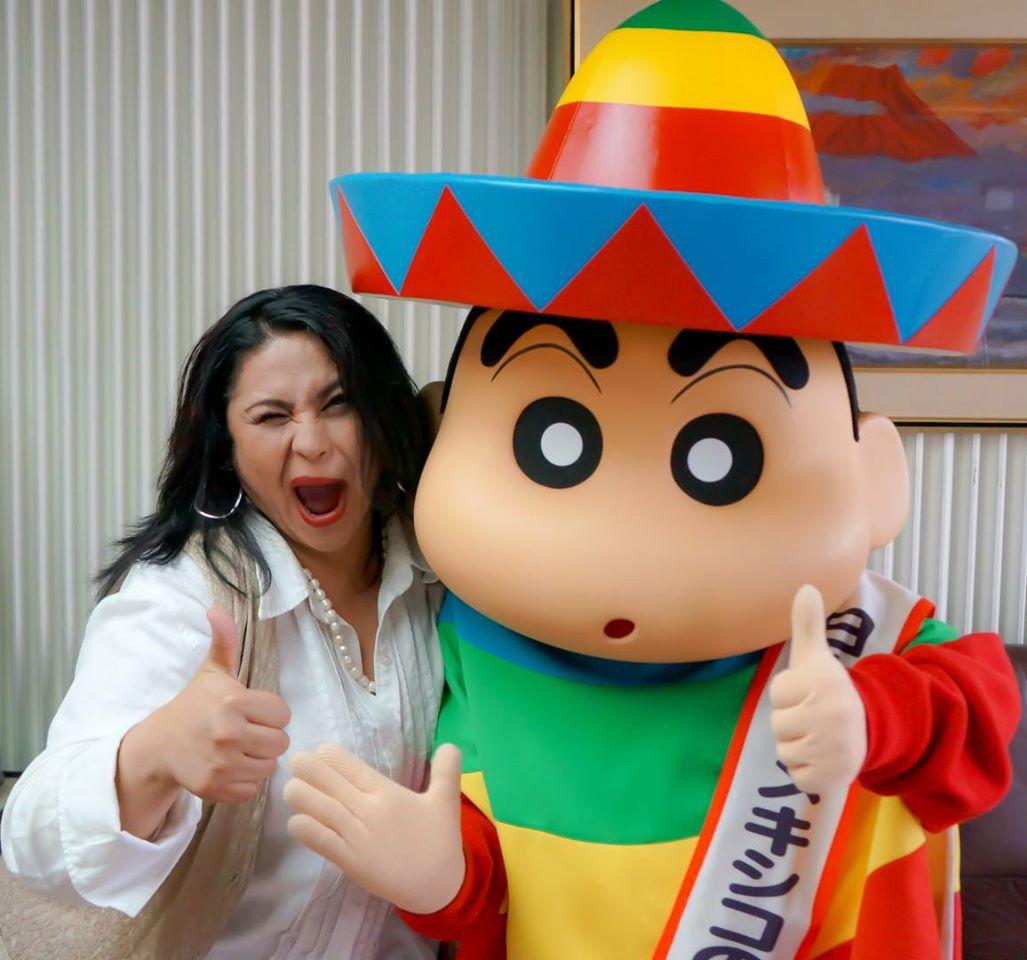 Crayon Shin-chan en México 22