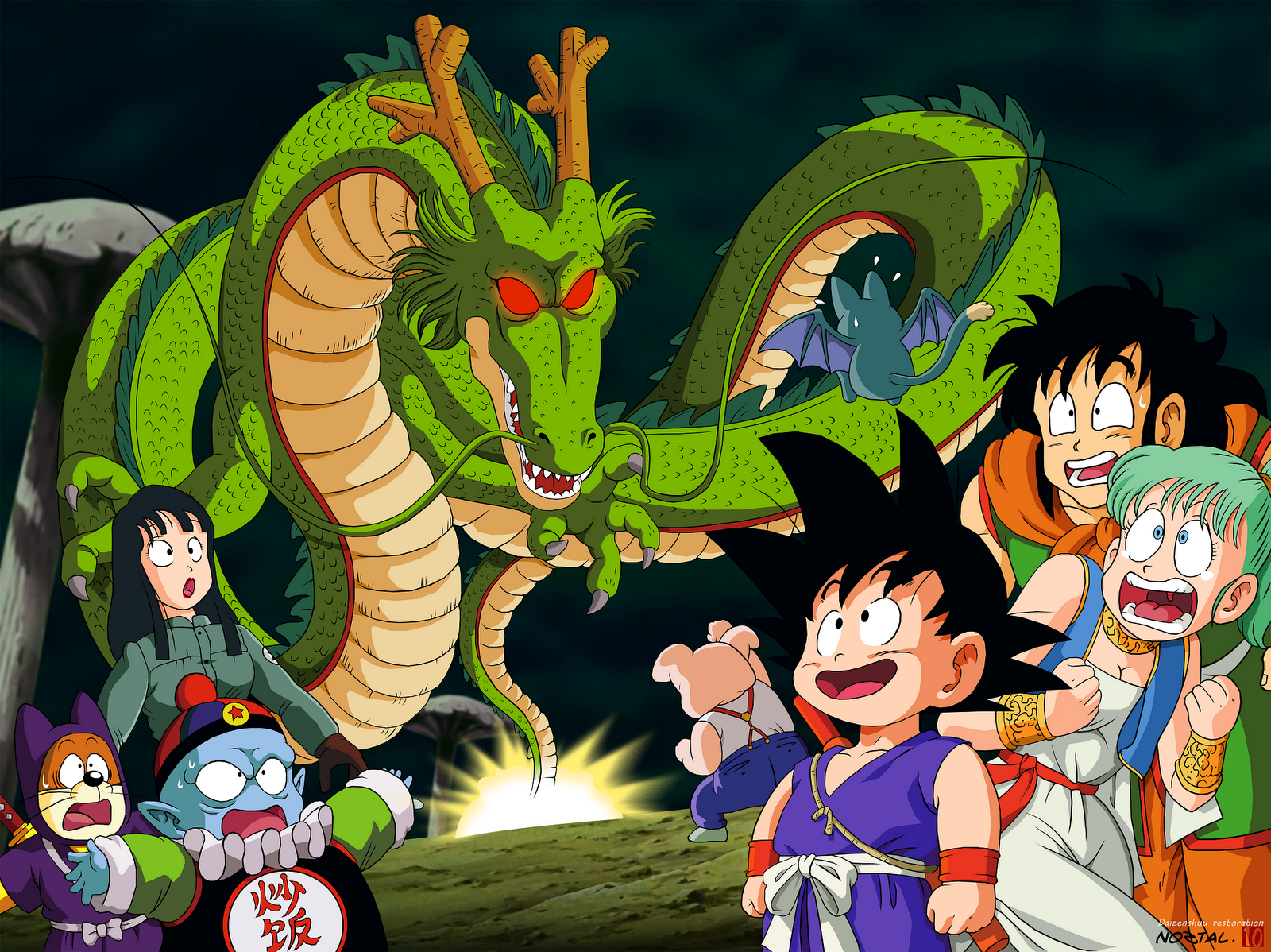 Dragon Ball Super main
