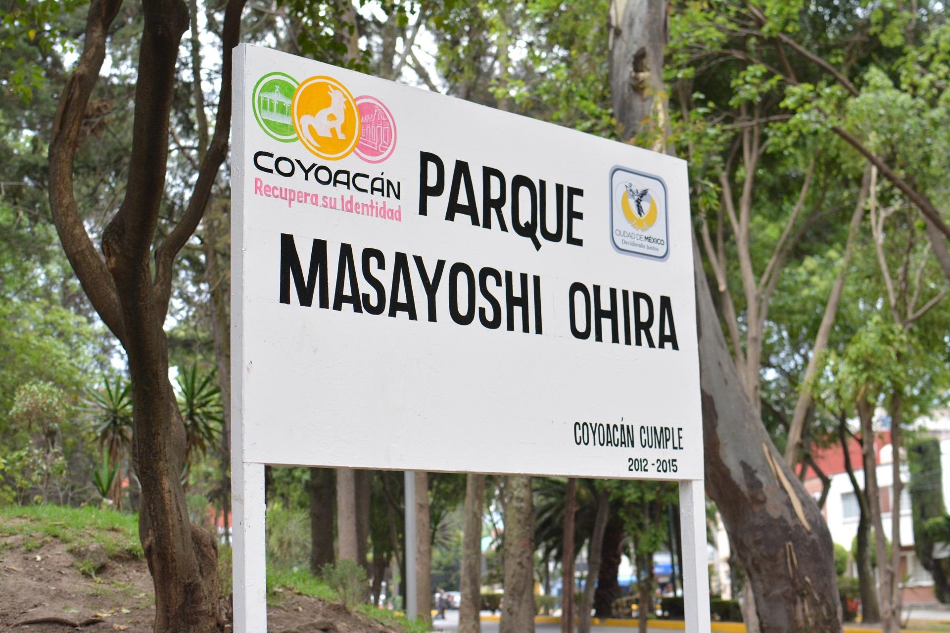 parque masayoshi hira gentokyo