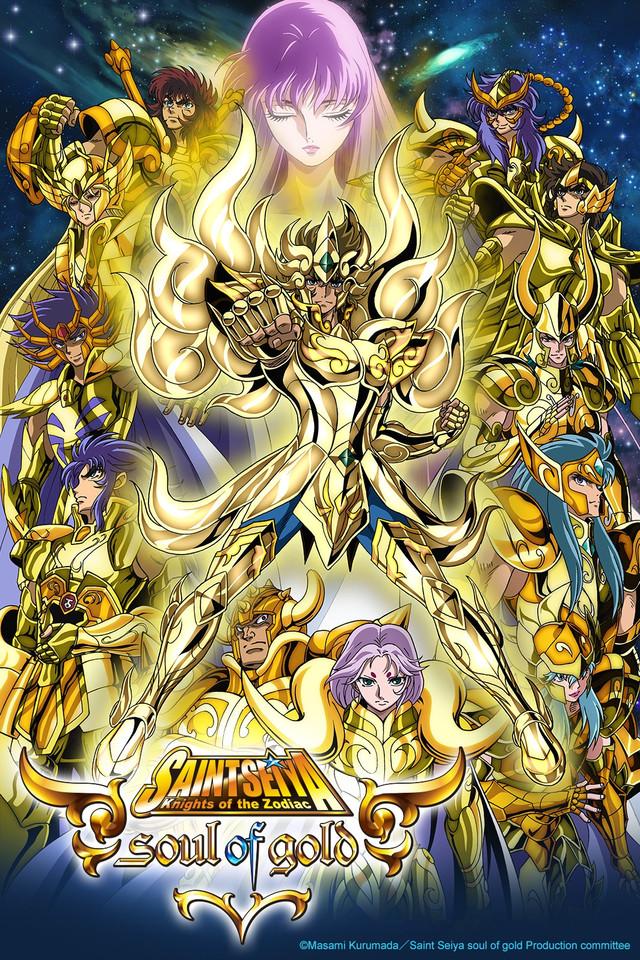 Saint Seiya- Soul of Gold CR
