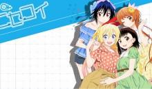 Una nueva voz se une a la segunda temporada de Nisekoi