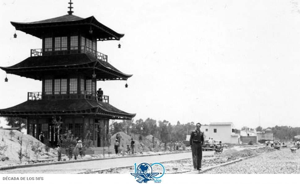 Pagoda (Fuente: El Universal)
