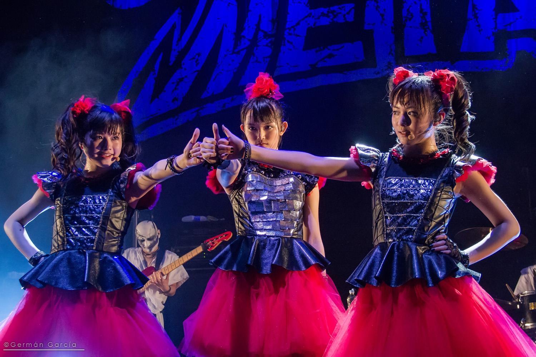 Babymetal México 13