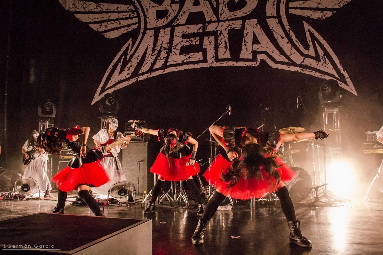 Babymetal México 14