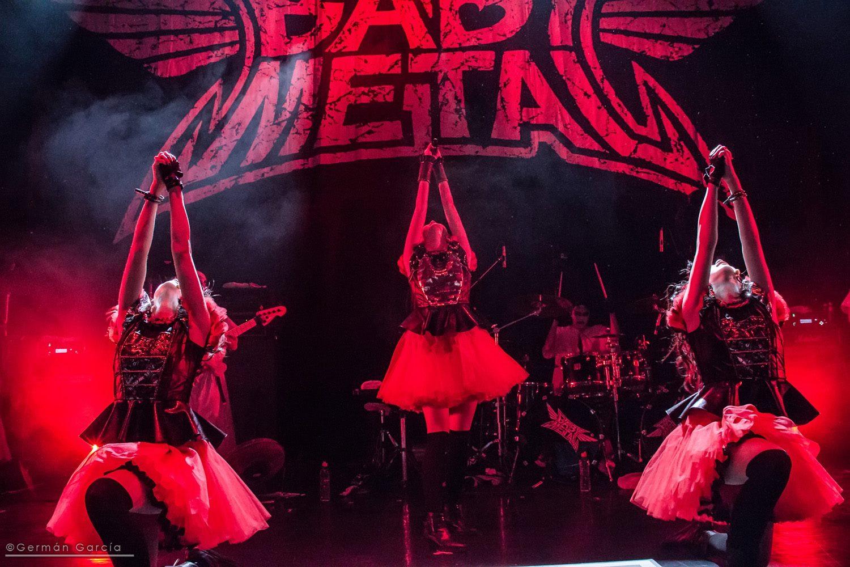 Babymetal México 16