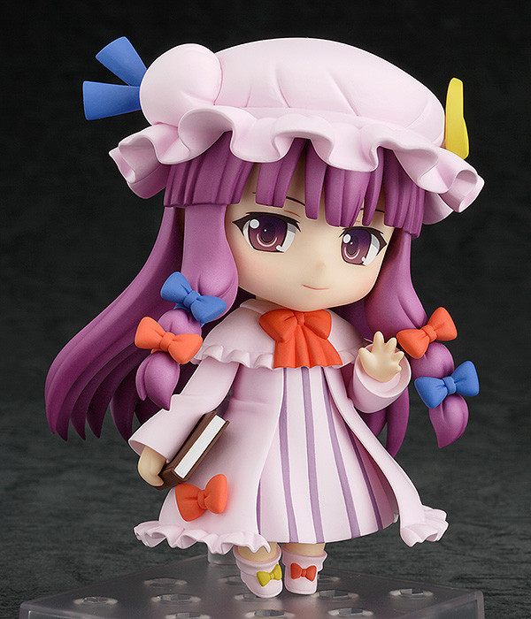 Nendoroid de Patchouli Knowledge 3