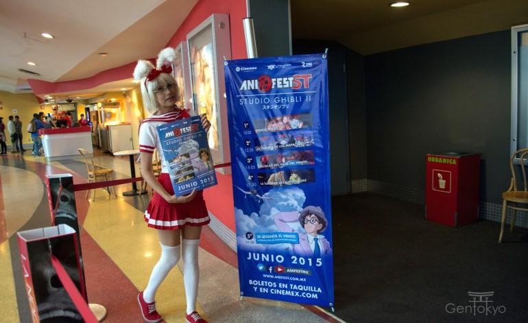 AniFest ST Studio Ghibli II 1