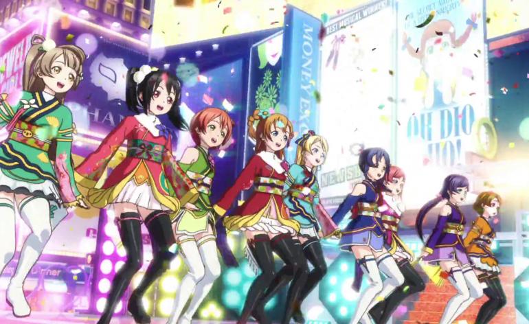Love Live The School Idol Movie