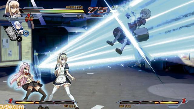 Nitroplus Blasterz- Heroines Infinite Duel 2