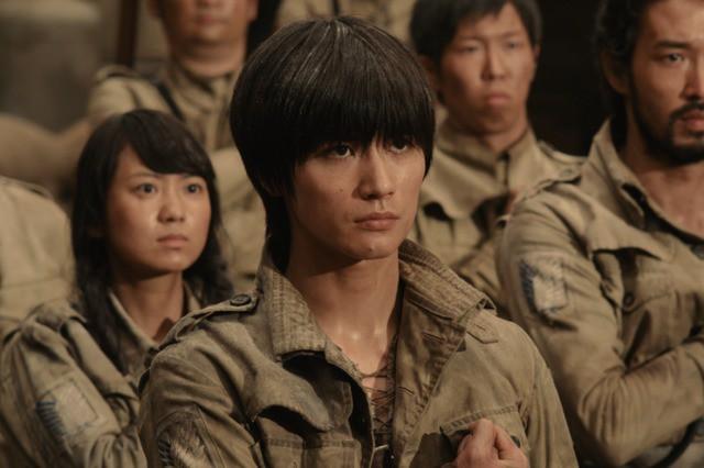 Shingeki no Kyojin Live Action 1