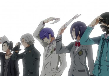 Tag archives tokyo ghoul