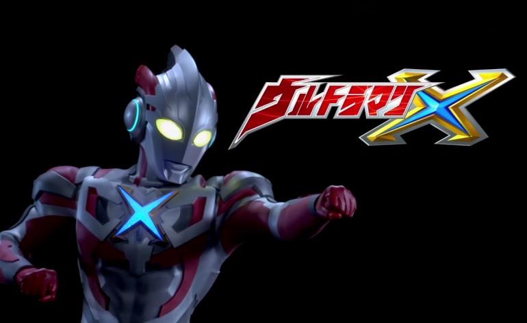 Ultraman-X-estreno
