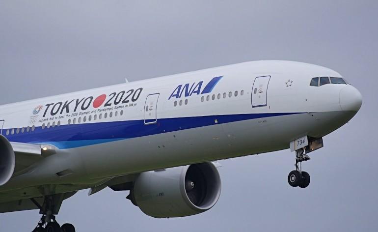 all nippon airways México-Tokio