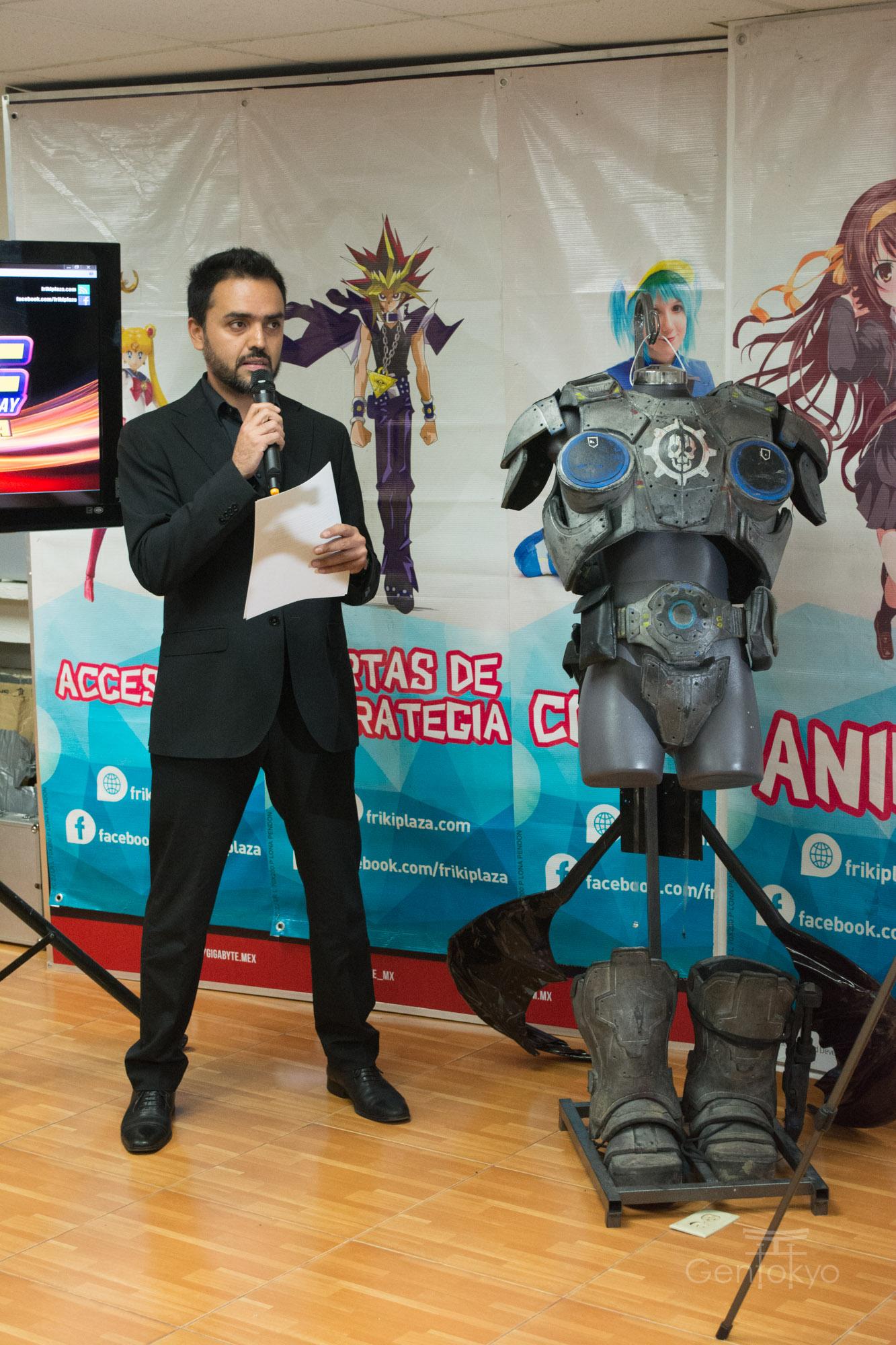 Concurso Nacional Cosplay Frikiplaza 2015-4