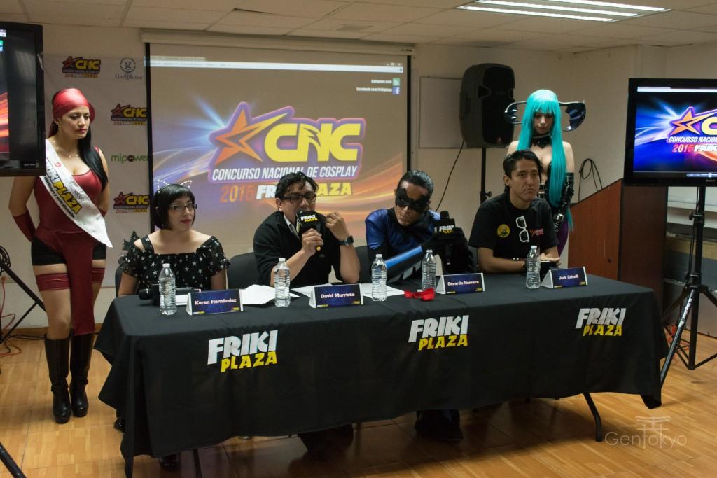Concurso Nacional Cosplay Frikiplaza 2015-7
