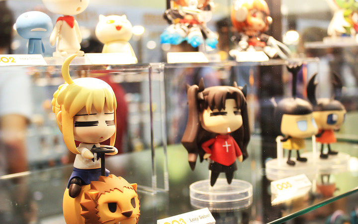 Exhibition 500 Nendoroid #AX2015 22