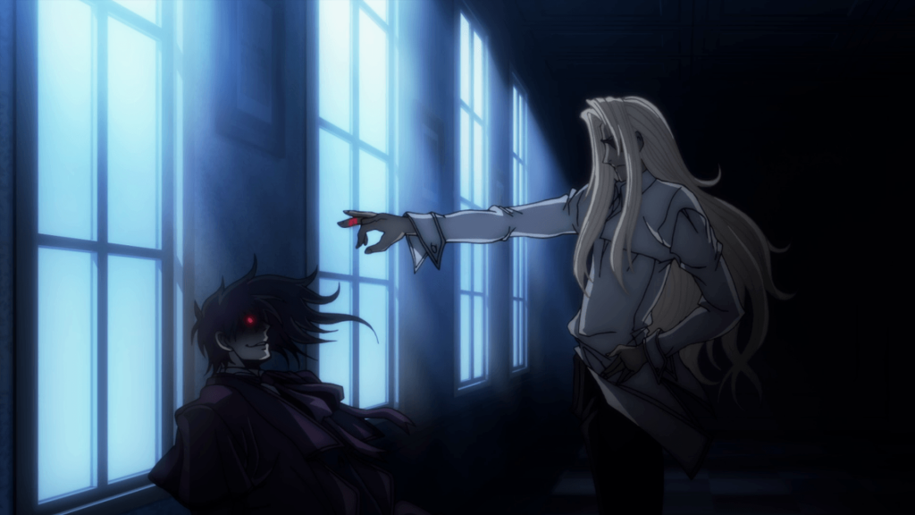 Escena final, Hellsing Ultimate OVA 10