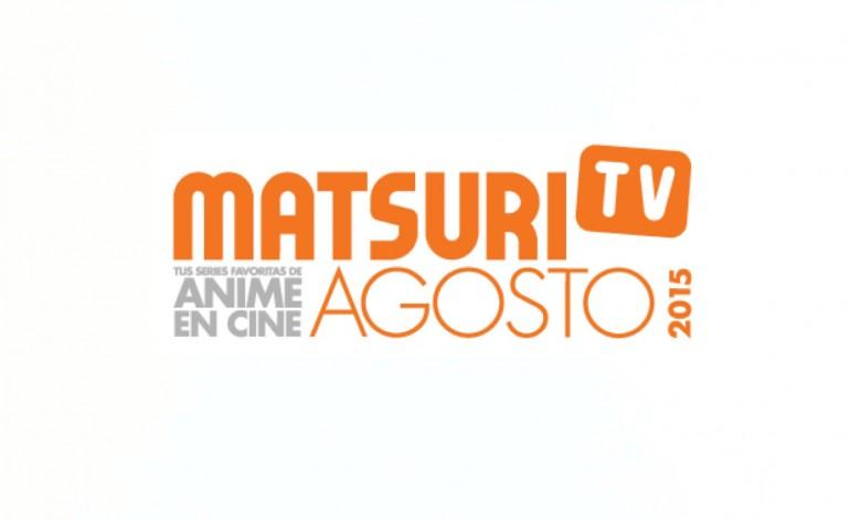 Matsuri TV Agosto 2015