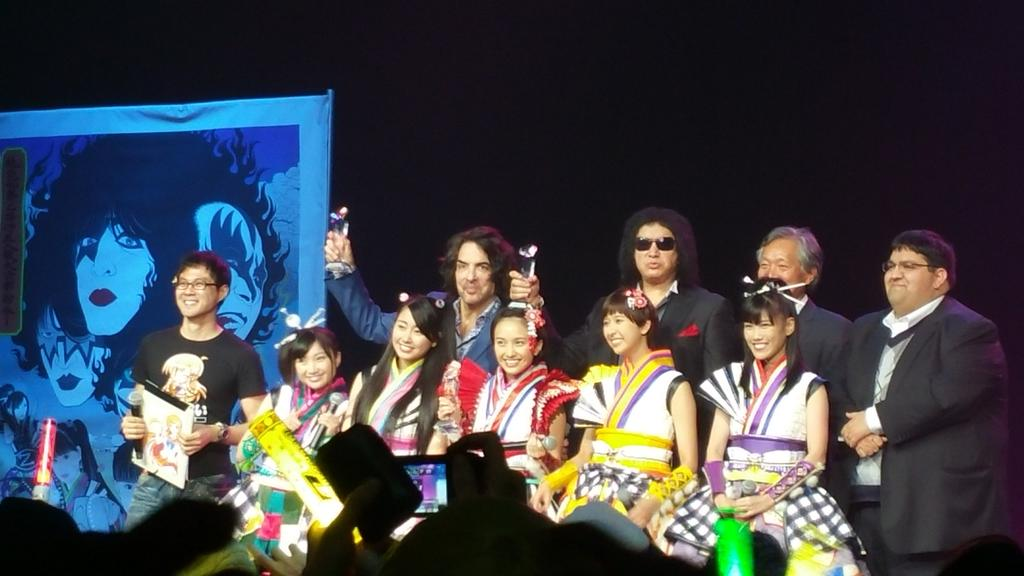 Momoiro Clover Z Anime Expo 1