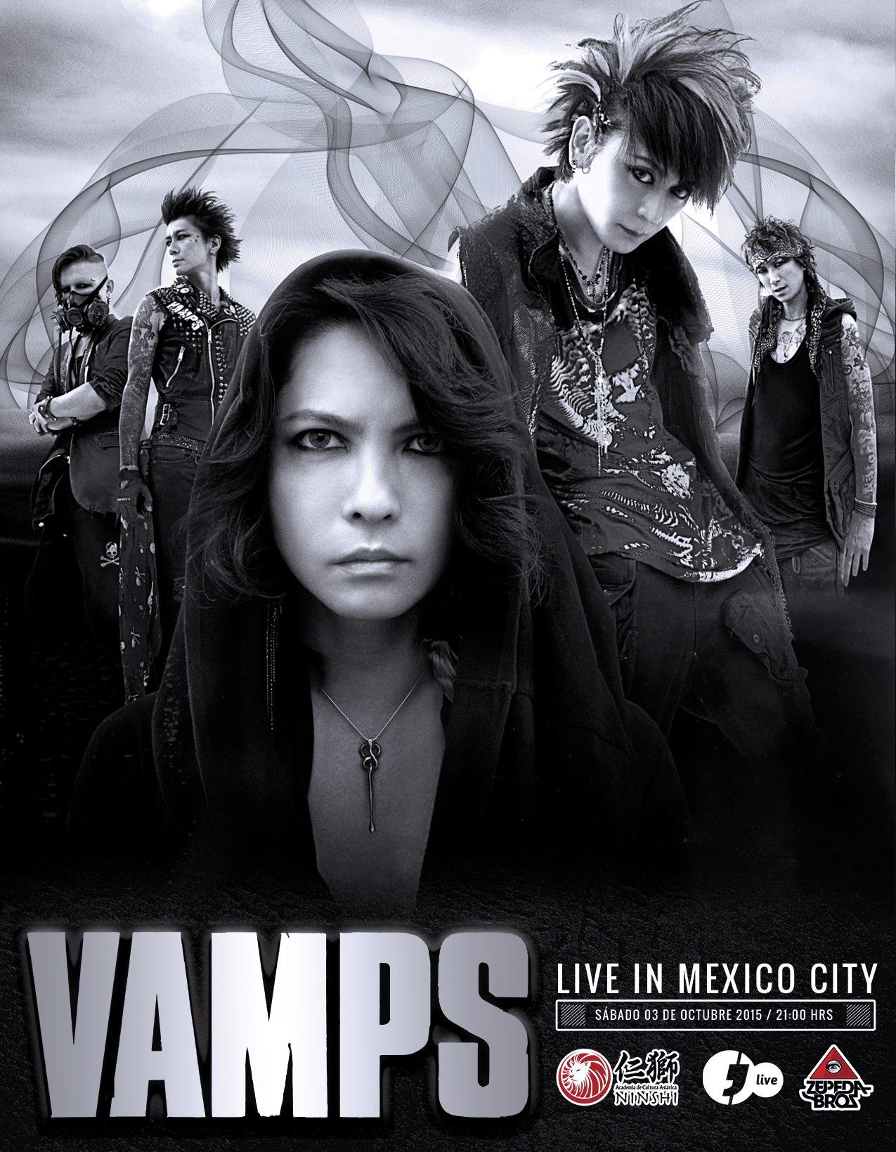 VAMPS México 2015