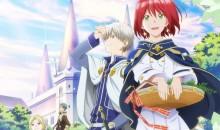 Ya tenemos fecha para la segunda temporada de Akagami No Shirayuki