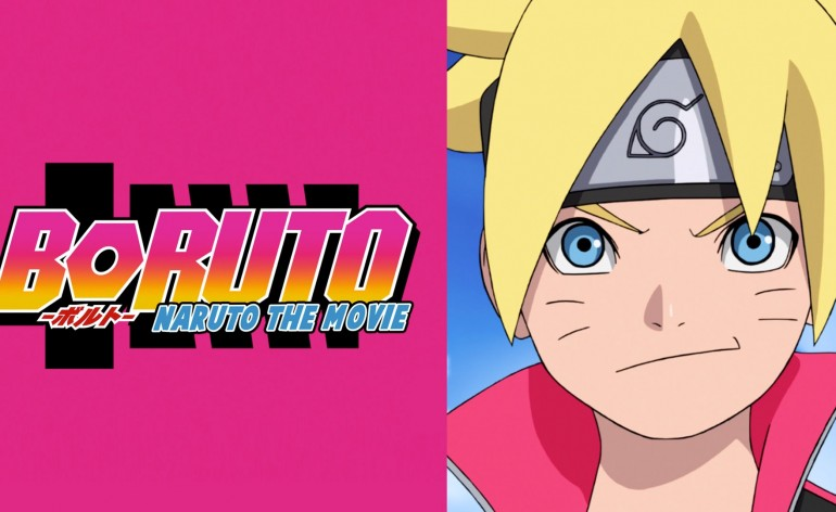 Boruto - Naruto the movie -