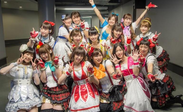 Love Live y Idolmaster Animelo