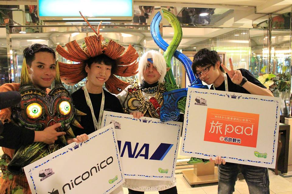 México gana World Cosplay Summit 2015