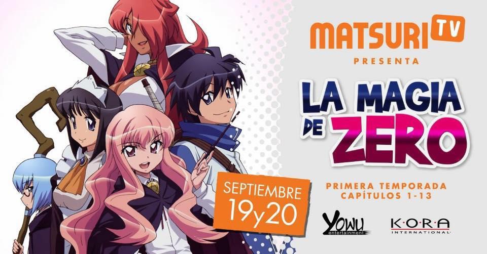 Matsuri TV La Magia de Zero