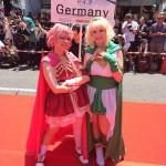 WCS 2015 Red Carpet Alemania