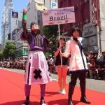 WCS 2015 Red Carpet Brazil