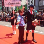 WCS 2015 Red Carpet Indonesia