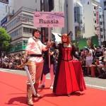 WCS 2015 Red Carpet Russia