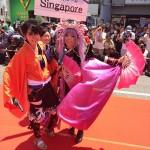 WCS 2015 Red Carpet Singapore