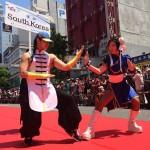 WCS 2015 Red Carpet South Korea