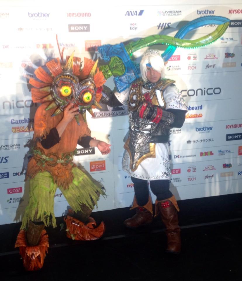 WCS 2015 primer Lugar México