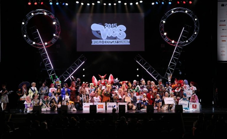 World Cosplay Summit 2015