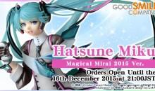Hatsune Miku por Good Smile Company