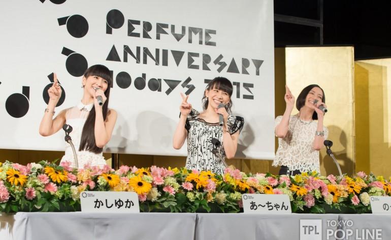 Perfume 10 anniversary 1