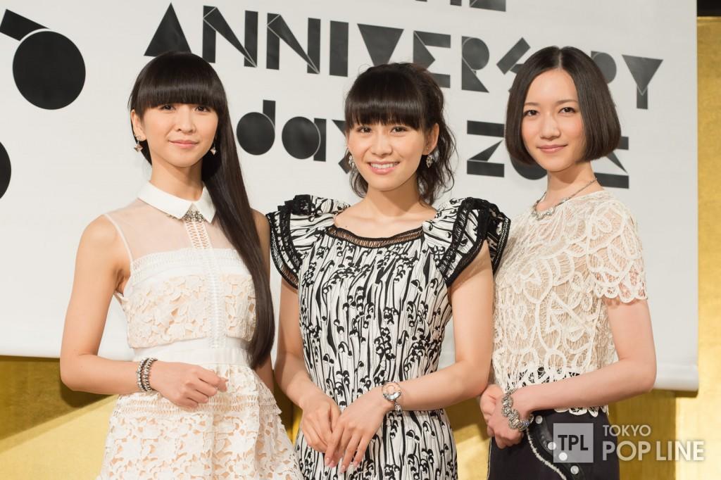 Perfume 10 anniversary 2