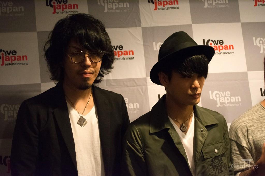 ShuU y Satoshi