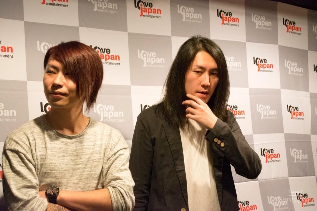 Ryo y Nii