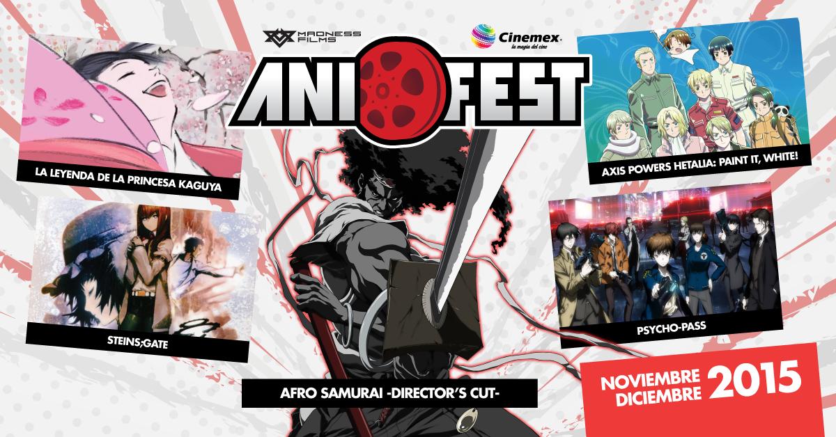 Anifest 2015