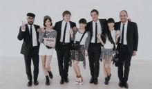 """Perfume y Ok Go cantan """"I don't understand you"""" como ending de Sushi Police"""