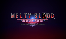 Melty Blood llega a Steam