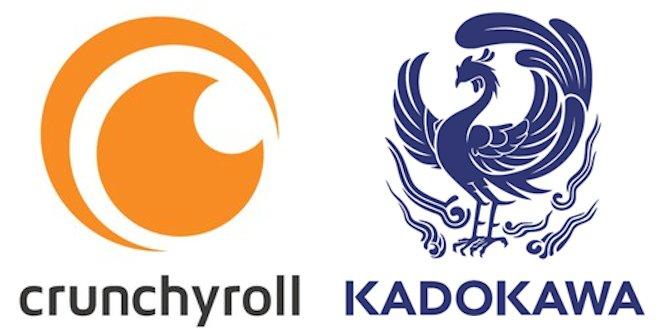 crunchyroll x Kadokawa