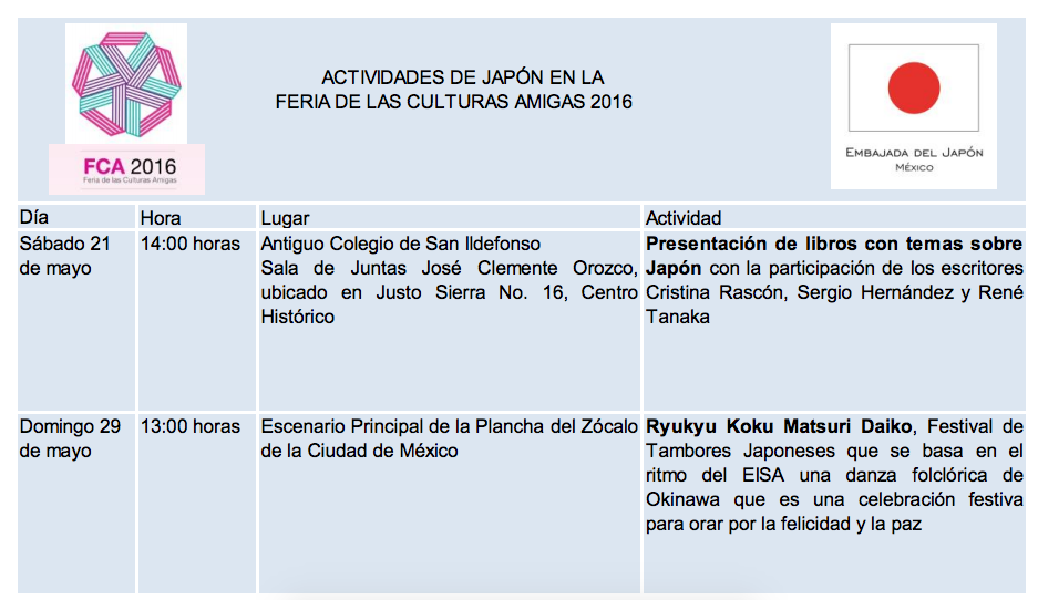 FCA 2016 Japón 1
